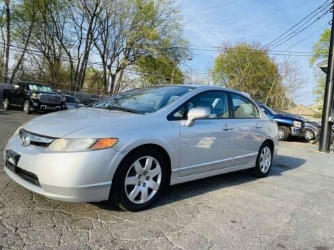 2007 Honda Civic for sale at M&M's Auto Sales & Detail in Kansas City KS