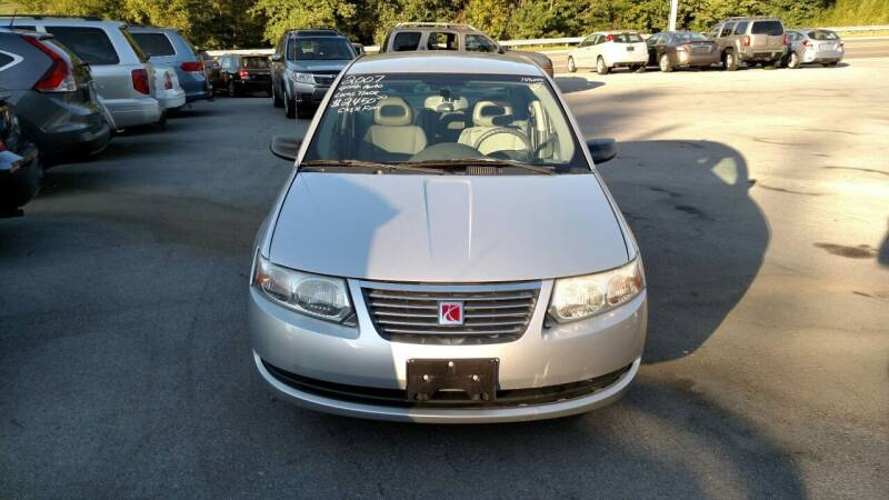 2007 Saturn Ion for sale at DISCOUNT AUTO SALES in Johnson City TN
