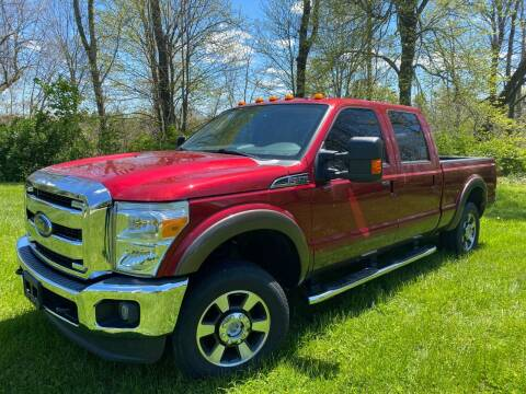 2015 Ford F-250 Super Duty for sale at Kenny Vice Ford Sales Inc - USED Vehicle Inventory in Ladoga IN