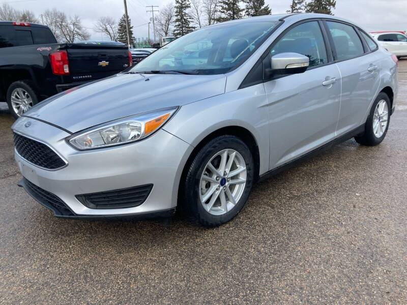 2017 Ford Focus for sale at SUNSET CURVE AUTO PARTS INC in Weyauwega WI