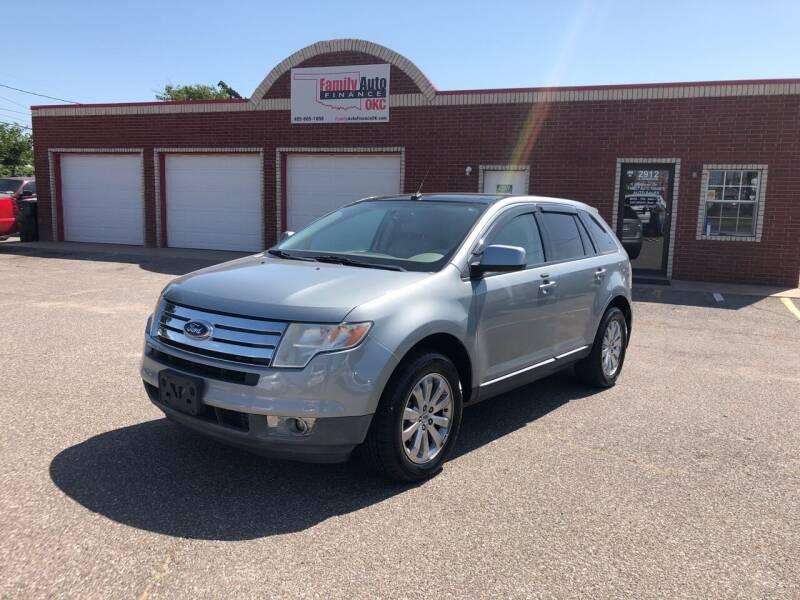 2007 Ford Edge for sale at Family Auto Finance OKC LLC in Oklahoma City OK