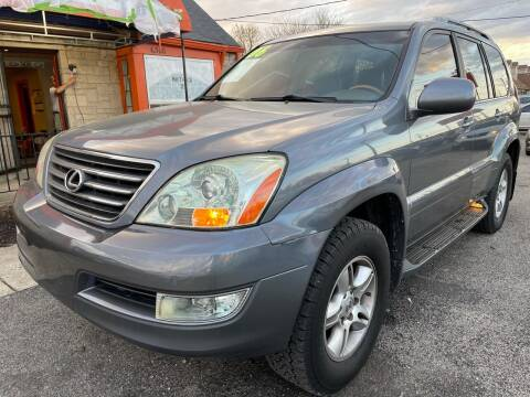 2006 Lexus GX 470 for sale at 5 STAR MOTORS 1 & 2 - 5 STAR MOTORS in Louisville KY