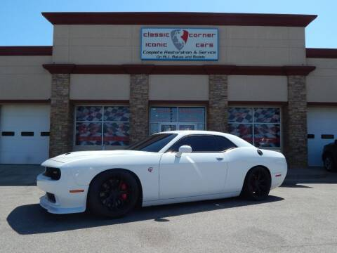 2016 Dodge Challenger for sale at Iconic Motors of Oklahoma City, LLC in Oklahoma City OK