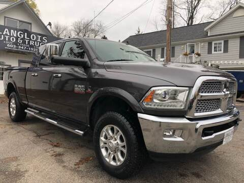 2015 RAM Ram Pickup 3500 for sale at Langlois Auto and Truck LLC in Kingston NH