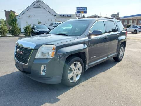 2011 GMC Terrain for sale at K Tech Auto Sales in Leominster MA
