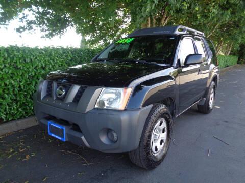 2008 Nissan Xterra for sale at Matthews Motors LLC in Algona WA