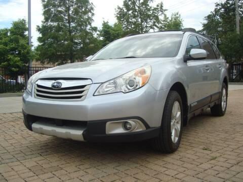 2012 Subaru Outback for sale at Tempo Auto of Chicago in Chicago IL
