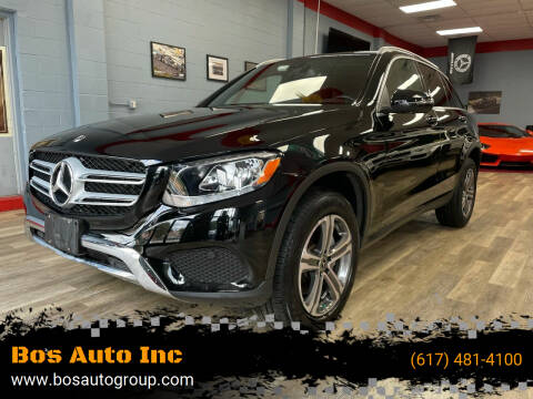 2018 Mercedes-Benz GLC for sale at Bos Auto Inc in Quincy MA