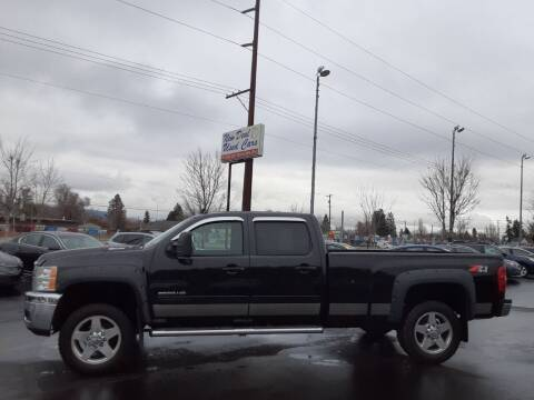 2011 Chevrolet Silverado 2500HD for sale at New Deal Used Cars in Spokane Valley WA