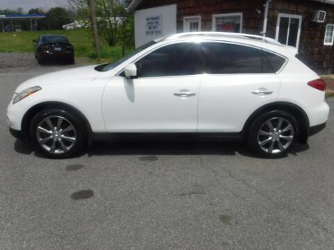 2011 Infiniti EX35 for sale at Trade Zone Auto Sales in Hampton NJ