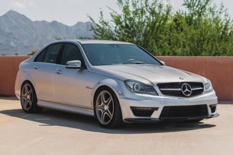 2013 Mercedes-Benz C-Class for sale at PROPER PERFORMANCE MOTORS INC. in Scottsdale AZ