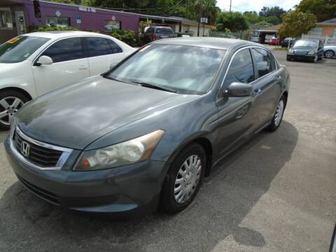 2008 Honda Accord for sale at Bargain Auto Mart Inc. in Kenneth City FL