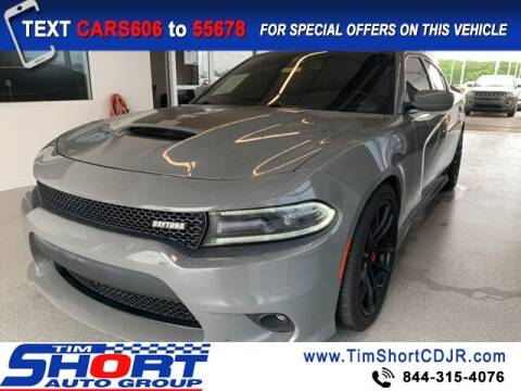 2018 Dodge Charger for sale at Tim Short Chrysler in Morehead KY