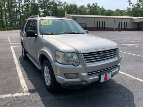 2007 Ford Explorer for sale at B & M Car Co in Conroe TX