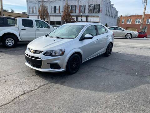 2017 Chevrolet Sonic for sale at East Main Rides in Marion VA