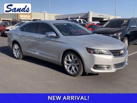 2016 Chevrolet Impala for sale at Sands Chevrolet in Surprise AZ