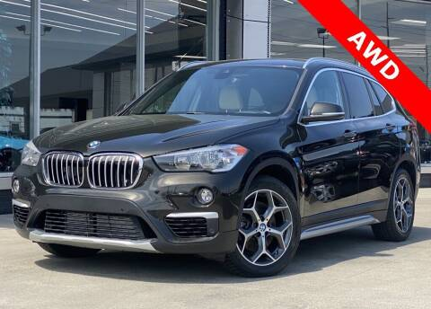 2016 BMW X1 for sale at Carmel Motors in Indianapolis IN