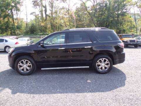 2016 GMC Acadia for sale at RJ McGlynn Auto Exchange in West Nanticoke PA