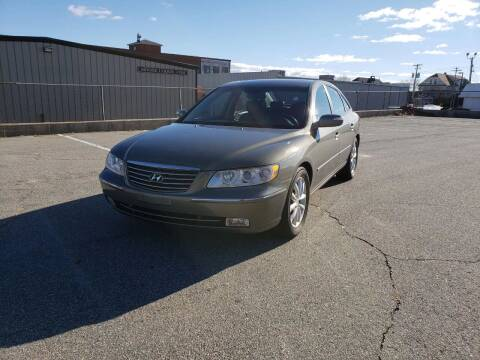 2008 Hyundai Azera for sale at iDrive in New Bedford MA