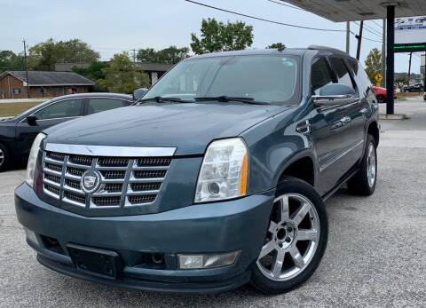 2008 Cadillac Escalade for sale at Showroom Auto Sales of Charleston in Charleston SC