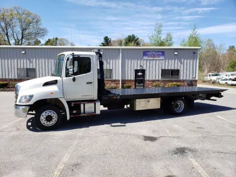 2015 Hino 258 for sale at GRS Auto Sales and GRS Recovery in Hampstead NH