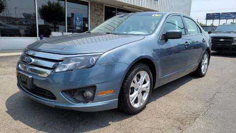 2012 Ford Fusion for sale at Tri City Auto Mart in Lexington KY