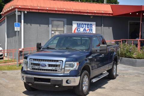 2014 Ford F-150 for sale at Motor Car Concepts II - Kirkman Location in Orlando FL