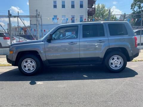2013 Jeep Patriot for sale at G1 Auto Sales in Paterson NJ
