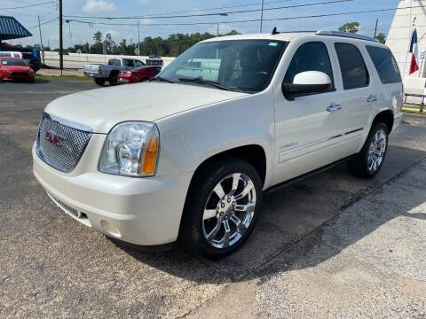 2014 GMC Yukon for sale at Bay Motors in Tomball TX