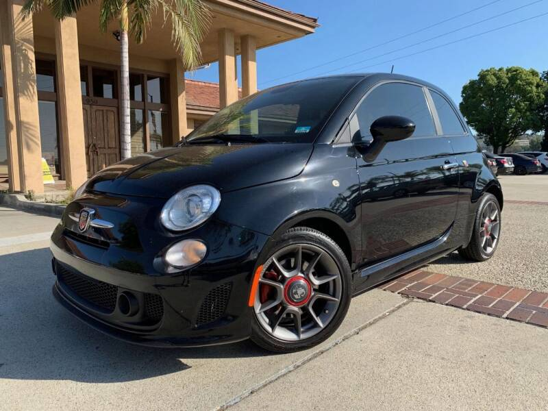 2015 FIAT 500 for sale at Auto Hub, Inc. in Anaheim CA