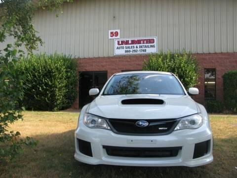 2013 Subaru Impreza for sale at Unlimited Auto Sales & Detailing, LLC in Windsor Locks CT
