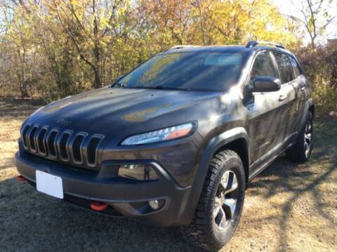 2014 Jeep Cherokee for sale at Allen Motor Co in Dallas TX