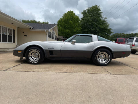 1982 Chevrolet Corvette for sale at H3 Auto Group in Huntsville TX