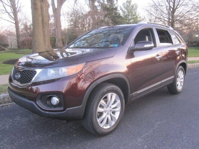2011 Kia Sorento for sale at CARSTORE OF GLENSIDE in Glenside PA
