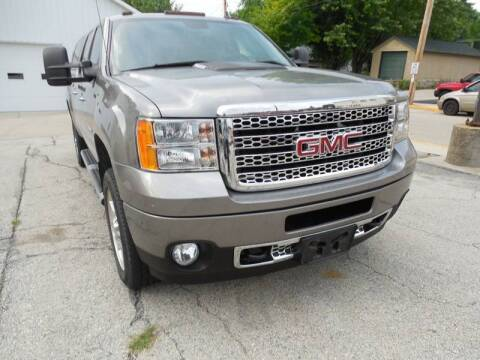 2014 GMC Sierra 2500HD for sale at Streich Motors Inc in Fox Lake WI