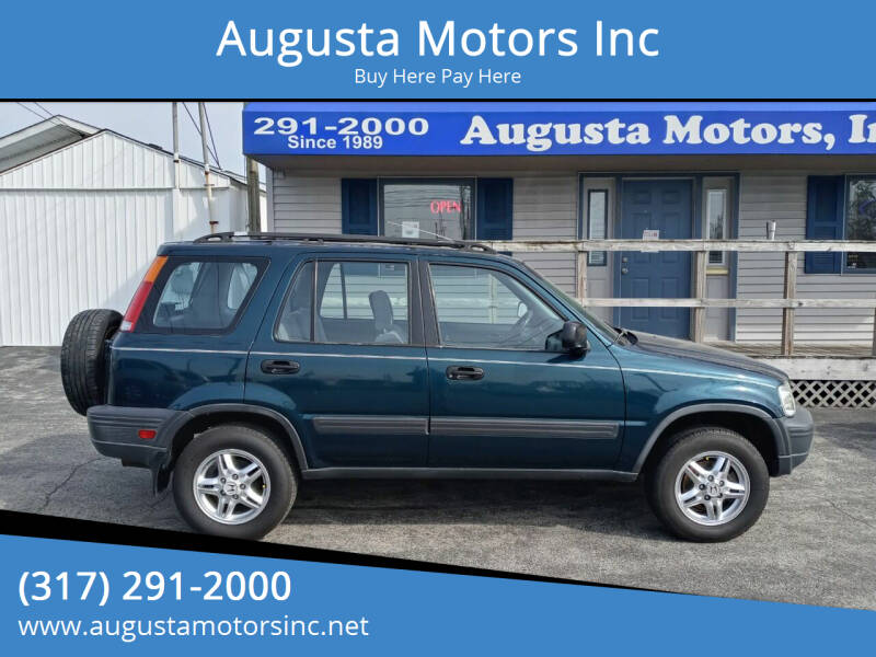 1997 Honda CR-V for sale at Augusta Motors Inc in Indianapolis IN