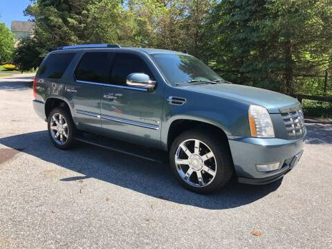 2008 Cadillac Escalade for sale at 4 Below Auto Sales in Willow Grove PA