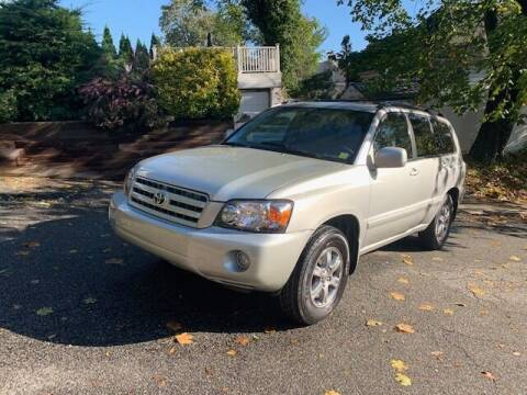 2005 Toyota Highlander for sale at All City Auto Group in Staten Island NY
