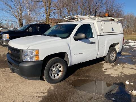 2012 Chevrolet Silverado 1500 for sale at COUNTRYSIDE AUTO INC in Austin MN
