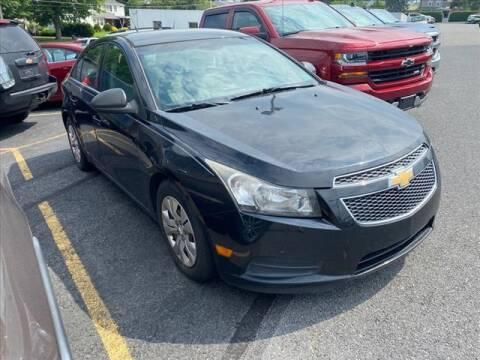 2012 Chevrolet Cruze for sale at Bob Weaver Auto in Pottsville PA