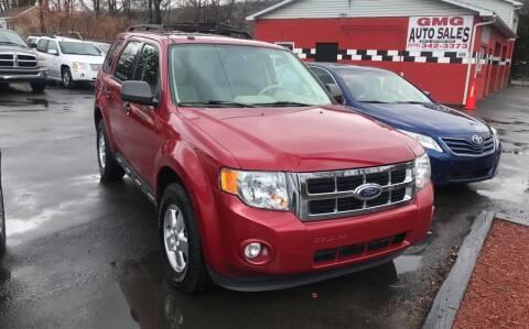 2011 Ford Escape for sale at GMG AUTO SALES in Scranton PA