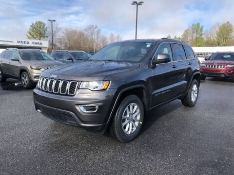 2021 Jeep Grand Cherokee for sale at FRED FREDERICK CHRYSLER, DODGE, JEEP, RAM, EASTON in Easton MD