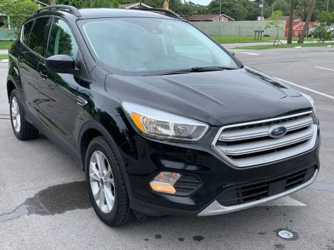 2018 Ford Escape for sale at Consumer Auto Credit in Tampa FL