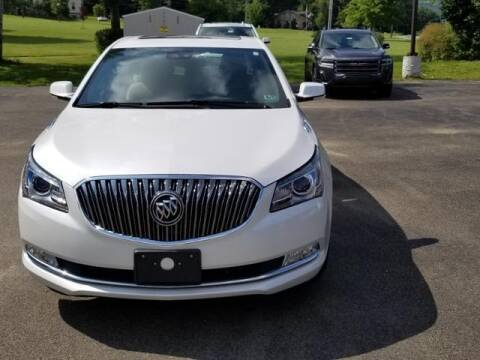 2015 Buick LaCrosse for sale at EDMOND CHEVROLET BUICK GMC in Bradford PA