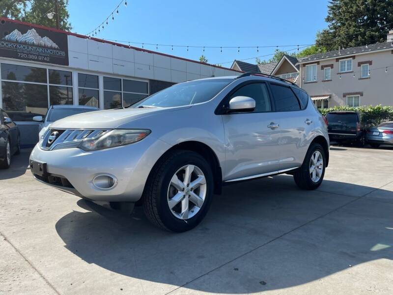 2009 Nissan Murano for sale in Englewood, CO