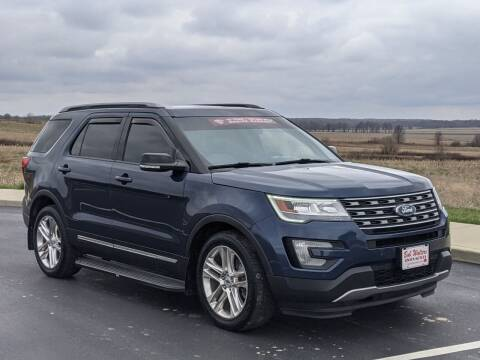 2016 Ford Explorer for sale at Bob Walters Linton Motors in Linton IN