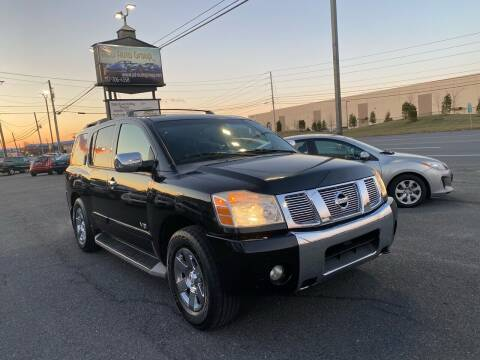2007 Nissan Armada for sale at A & D Auto Group LLC in Carlisle PA