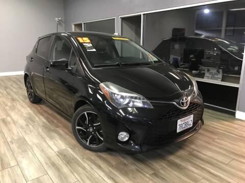 2015 Toyota Yaris for sale at Golden State Auto Inc. in Rancho Cordova CA