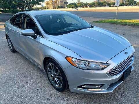 2017 Ford Fusion for sale at Austin Direct Auto Sales in Austin TX
