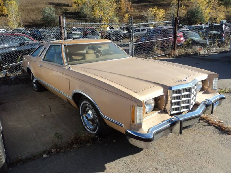 1979 Ford Thunderbird for sale at Barney's Used Cars in Sioux Falls SD